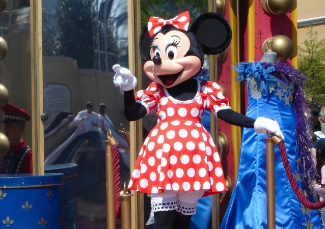 Minnie Mouse (image d'illustration)