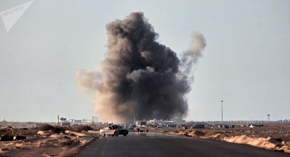 Situation en Libye en 2011