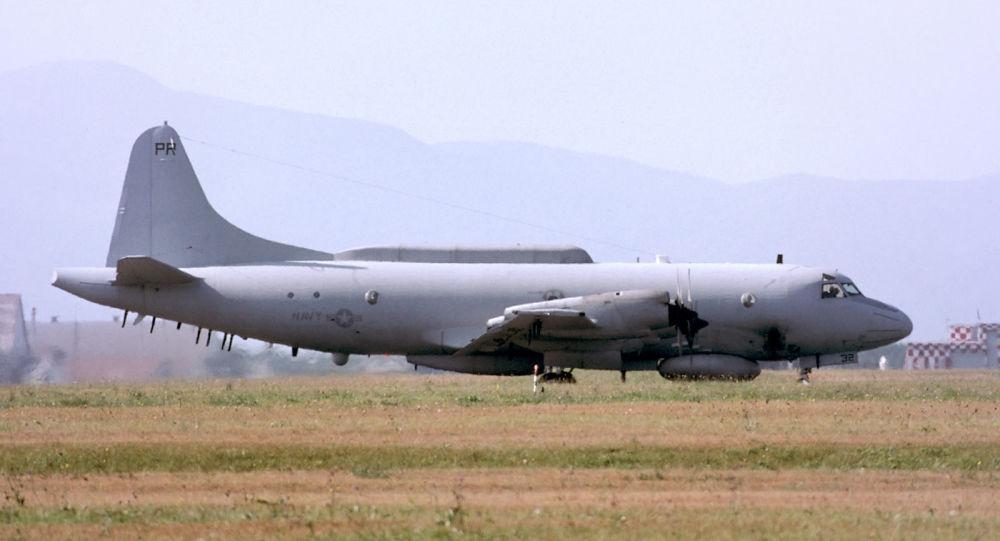 Un avion EP-3E (archive photo)