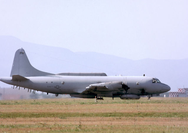Un avion EP-3E (archive photo)