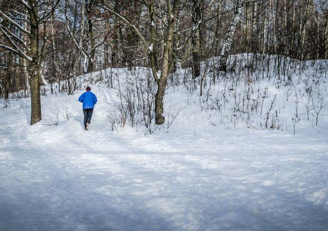 Jogging en hiver