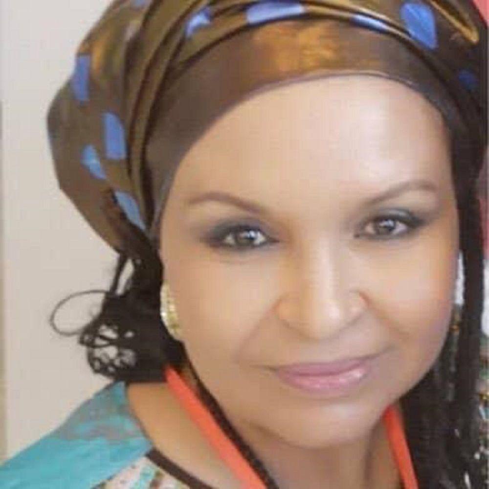 La docteure Djamila Ferdiani coordonne à Niamey l'antenne locale d'Afrikajom Center