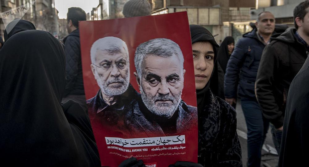 L'Iran veut lancer un mandat d'arrêt contre Trump pour la mort du général Soleimani