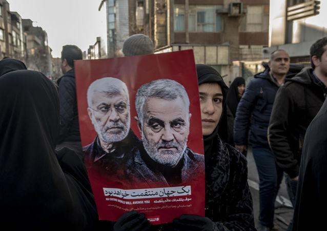 L'Iran fait ses adieux au général Soleimani
