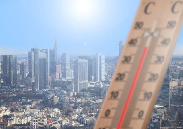 Un thermomètre (image d'illustration)