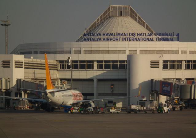 Aéroport d'Antalya