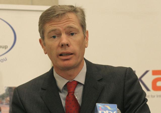 L'ambassadeur du Royaume-Uni en Iran