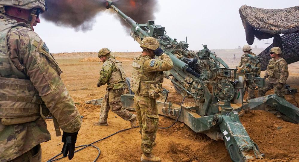 Militaires américains au Proche-Orient