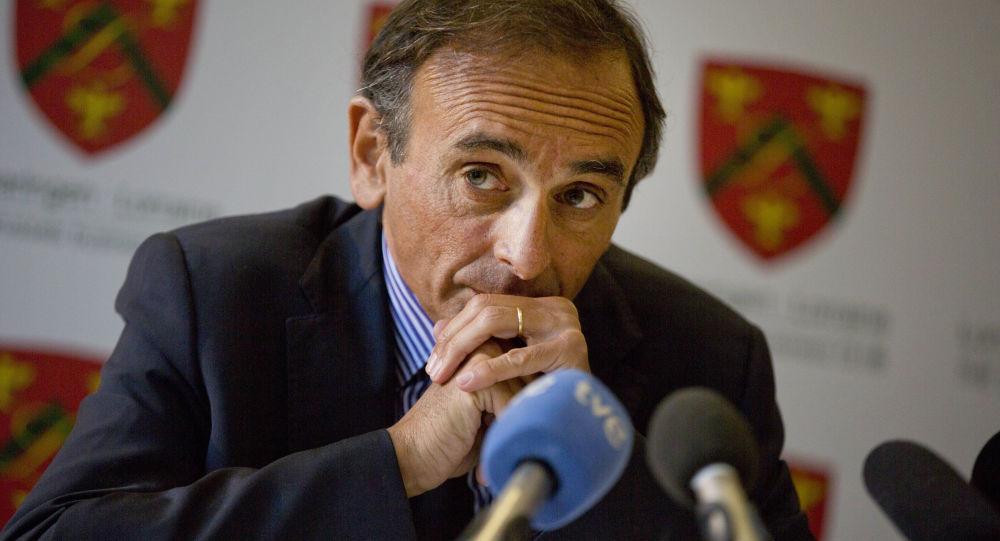 Zemmour estime que la radio publique France Inter «est une machine idéologique de propagande»