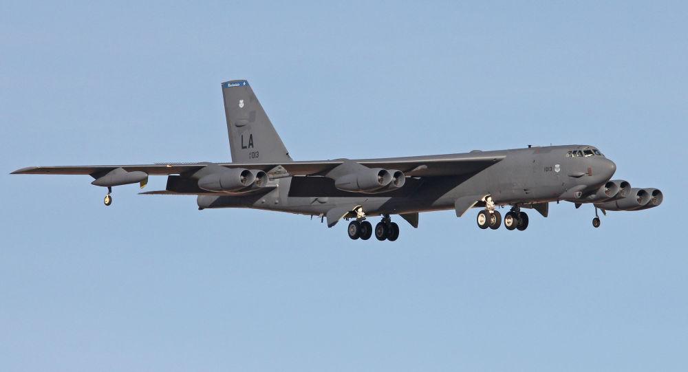 Le Pentagone envoie un autre bombardier stratégique à sa base dans l'océan Indien