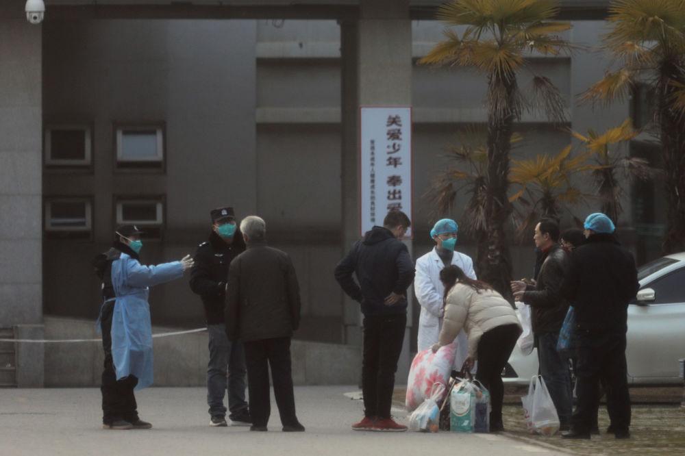 La ville de Pékin annule les festivités du Nouvel an chinois — Coronavirus