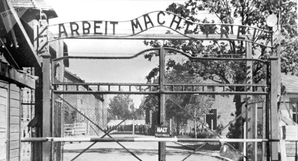 Une ambassade US attribue la libération d'Auschwitz à l'armée américaine