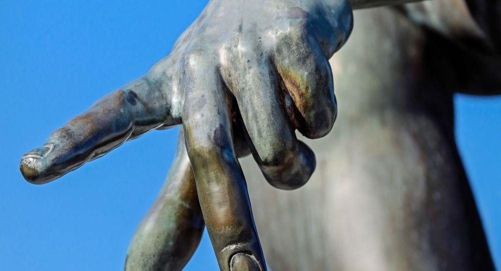 doigt, image d'illustration