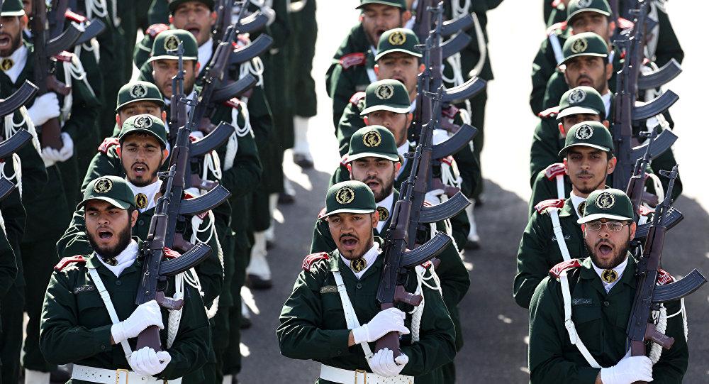 Un défilé des Gardiens de la révolution islamique (archive photo)