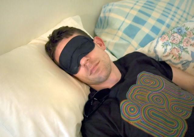 Un dormeur