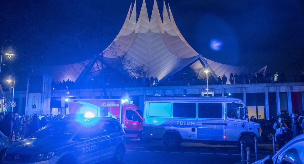 Une fusillade a fait un mort et quatre blessés à Berlin le jour de la Saint-Valentin - images