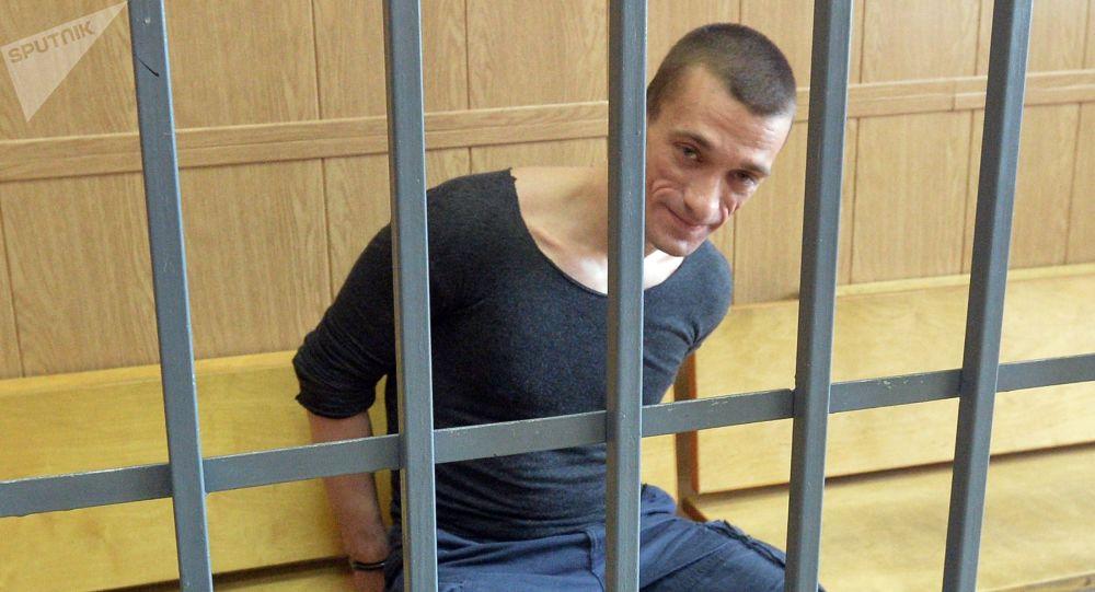 Pavlenski a montré «l'hypocrisie» et «l'ambiguïté» du système politique français