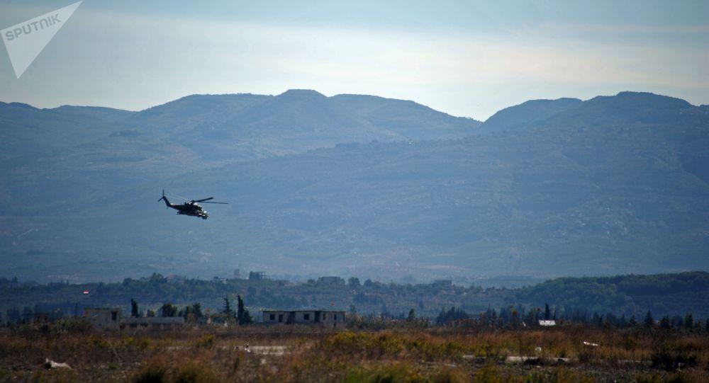 Une attaque de drone repoussée en Syrie près de la principale base militaire russe