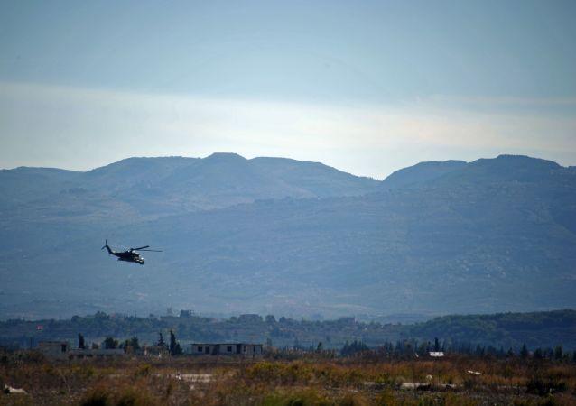 La base aérienne de Hmeimim, en Syrie