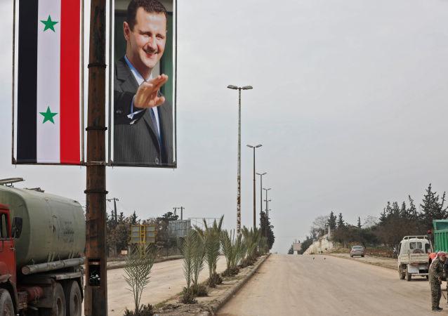 Autoroute Damas-Alep M5 (photo d'archives)