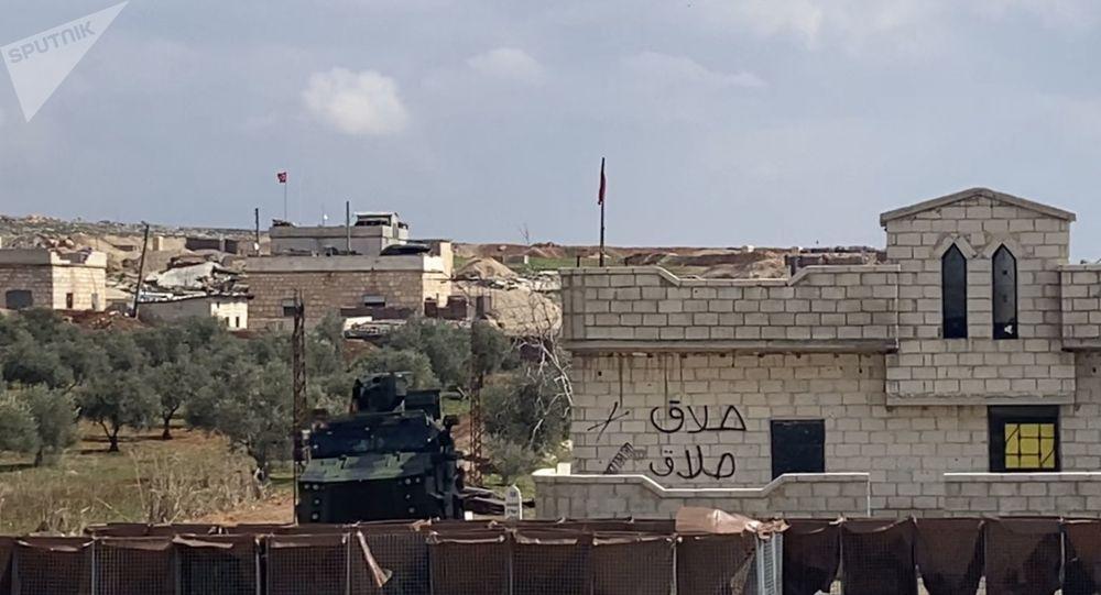 Une nouvelle patrouille conjointe russo-turque en Syrie