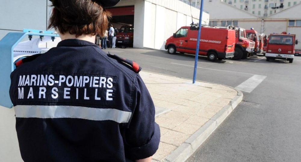 Plus de dix marins-pompiers de Marseille s'avèrent être atteints du Covid-19