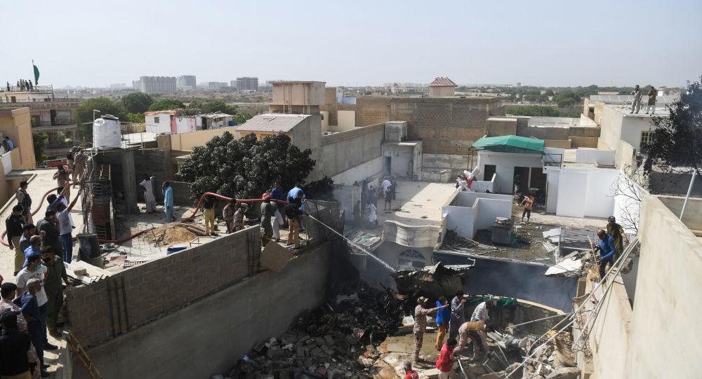 Crash de l'Airbus A320 au Pakistan: la compagnie aérienne évoque une éventuelle cause
