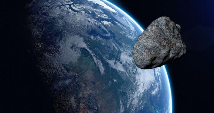 À l'abri: un «astéroïde du chaos» s'approche de la Terre - Sputnik France