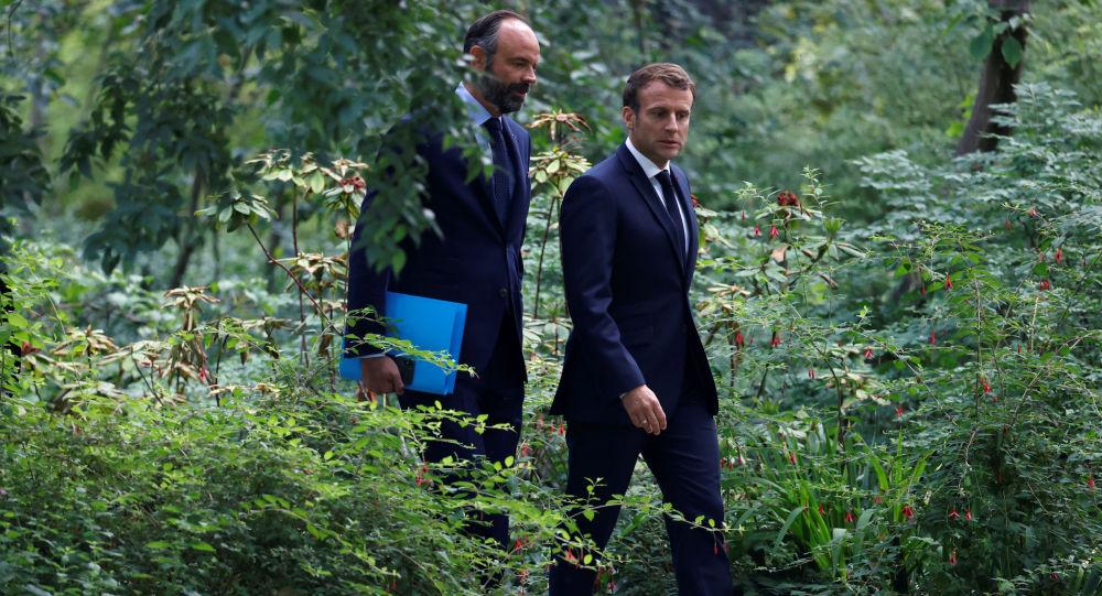 Macron propose à Philippe une mission en vue de 2022 après sa démission