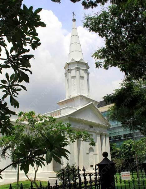 Церковь в Сингапуре