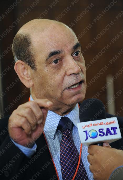 Советник главы Палестинской автономии Нимер Хаммад