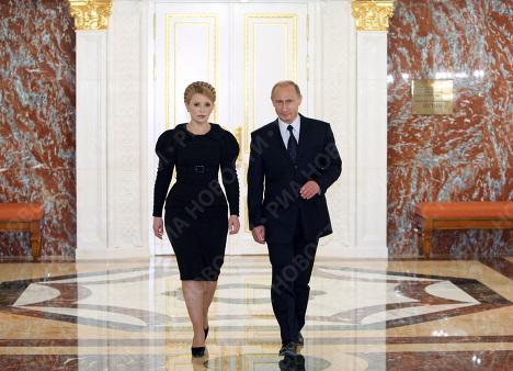 Transit de pétrole russe par l'Ukraine: Poutine appelle Kiev à respecter ses engagements