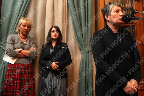 La fille de Khodorkovski reçoit le prix littéraire décerné à son père