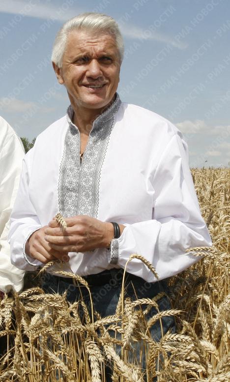 Председатель Верховной Рады Украины Владимир Литвин