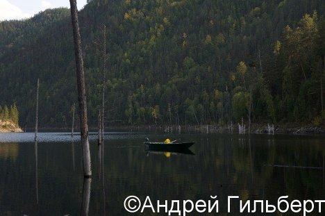 La nature vierge du parc naturel de Saïano-Chouchenskoïé