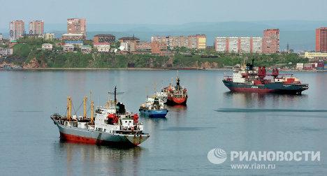 Voyage à Vladivostok