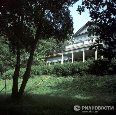 Voyage à travers le domaine d'Abramtsevo