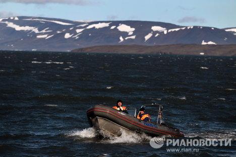 Arctique: la Russie inspecte ses décharges radioactives