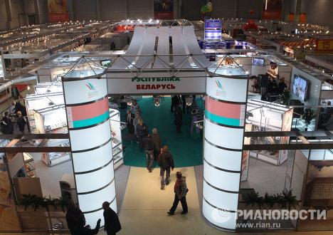 Открытие 23 Московской международной книжной выставки-ярмарки