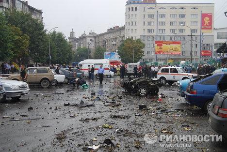 L'attentat de Vladikavkaz a fait 15 morts