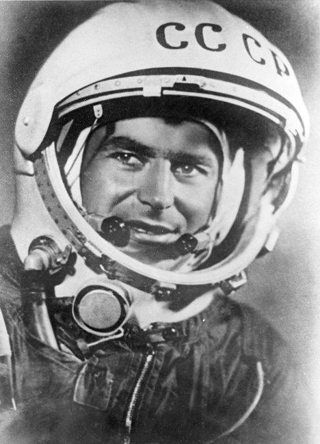 Guerman Titov, le premier homme à avoir dormi dans l'espace
