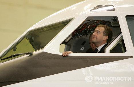 Dmitri Medvedev fête ses 45 ans