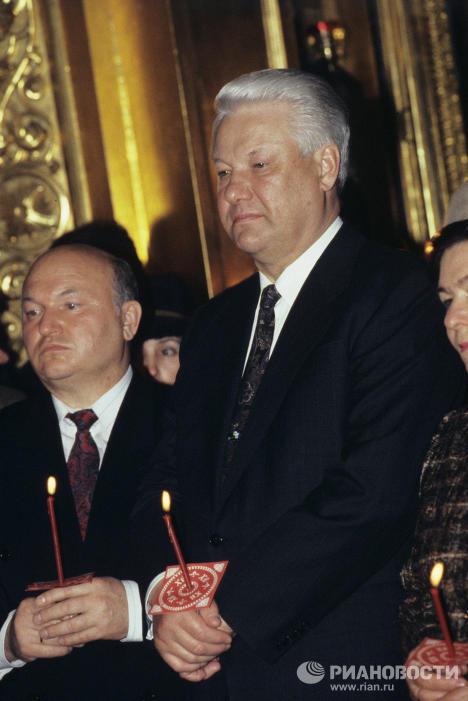 Les chroniques du maire. 19 jours de la vie d'Iouri Loujkov