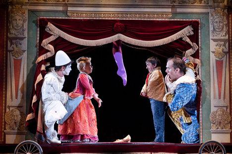 Deuxième tournée en Russie du Cirque du Soleil