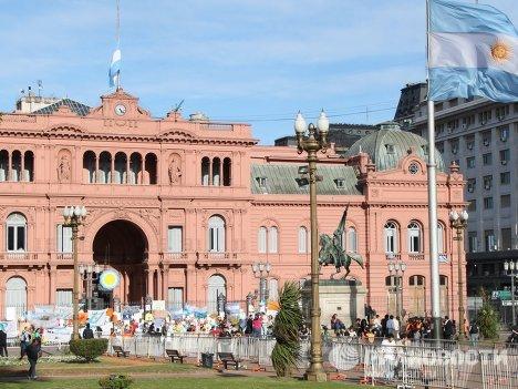 Les funérailles de l'ex-président argentin Nestor Kirchner