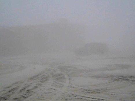 Eruption de volcans: pluie de cendres sur le Kamtchatka