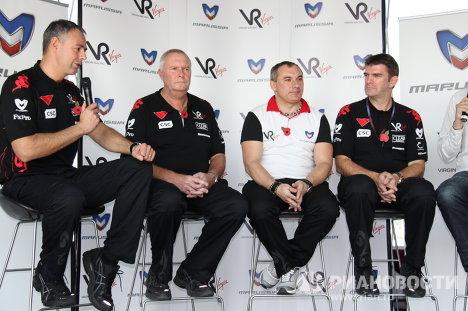 Marussia Virgin Racing: une écurie russe de F1 voit le jour