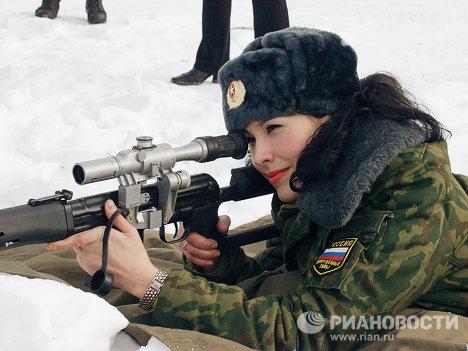Ces femmes qui défendent la patrie