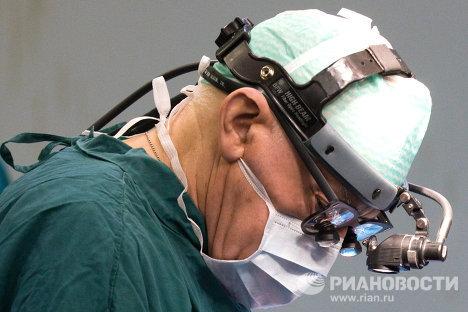 Russie: transplantation cardiaque unique au monde