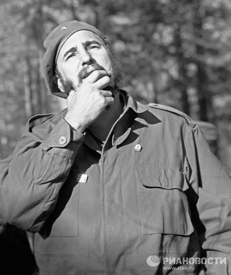 Fidel Castro: révolutionnaire ardent